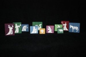 Nativity Blocks 2013